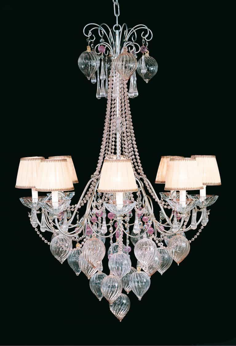 Lampadari Di Lusso Moderni.Lampadari In Cristallo Classici E Moderni Stile E Design