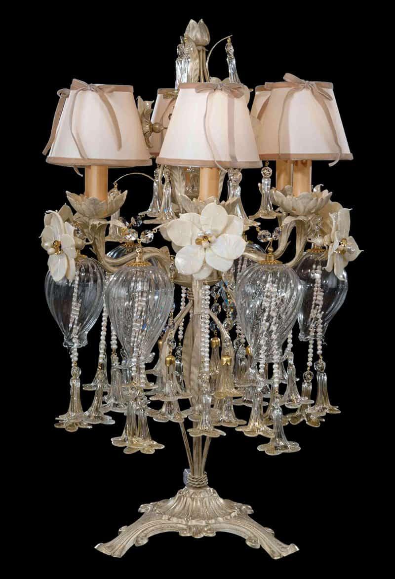 lampade da tavolo di design abat jour moderne e classiche. Black Bedroom Furniture Sets. Home Design Ideas