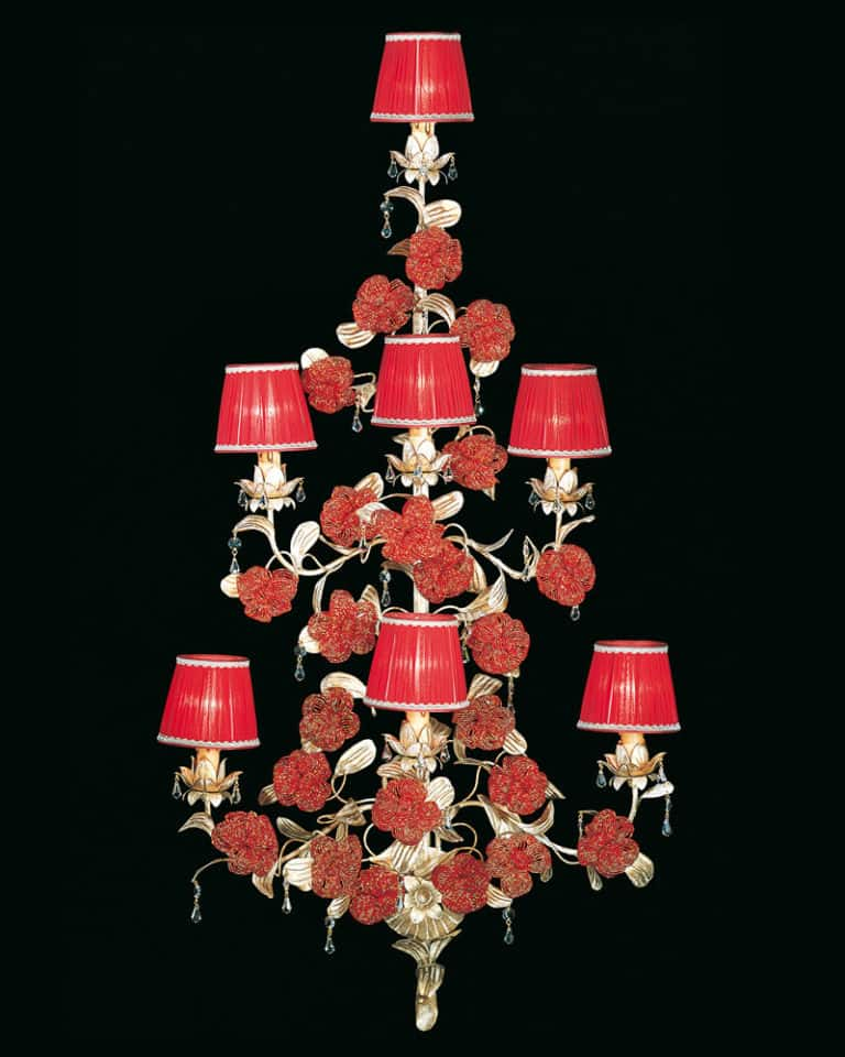 AP1050-wall-lamp-applique-sconce-luxury-designs-candle-ceiling-murano-glass-flowers(3)
