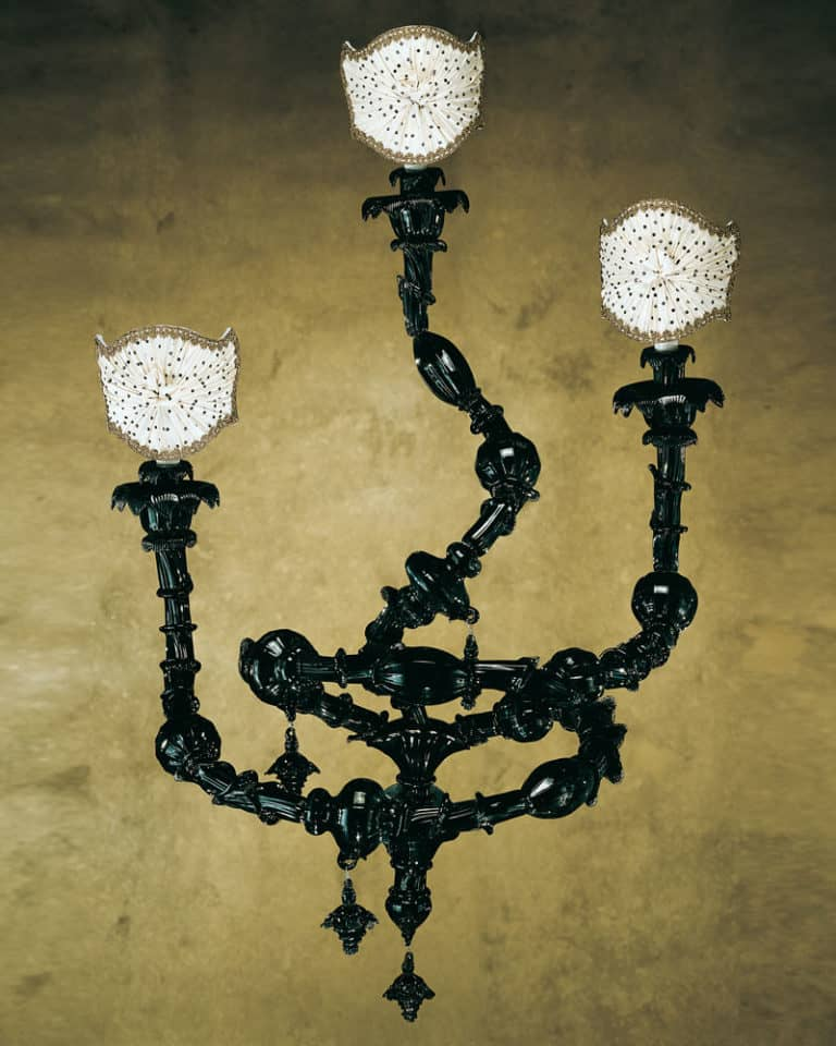AP1222-wall-lamp-applique-sconce-luxury-designs-candle-ceiling-murano-glass-black