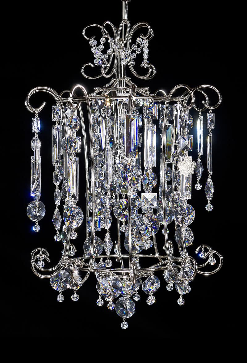 Crystal chandeliers from Italy: classic and modern Italian ...
