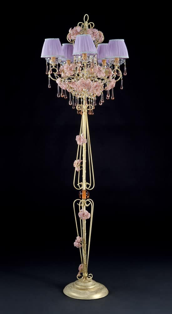 FL1921-floor-lamps-elegant-cool-crystals-flowers-murano-glass-abat-jour-chanel-handmade-designer-luxury-unusual-italian-high-end