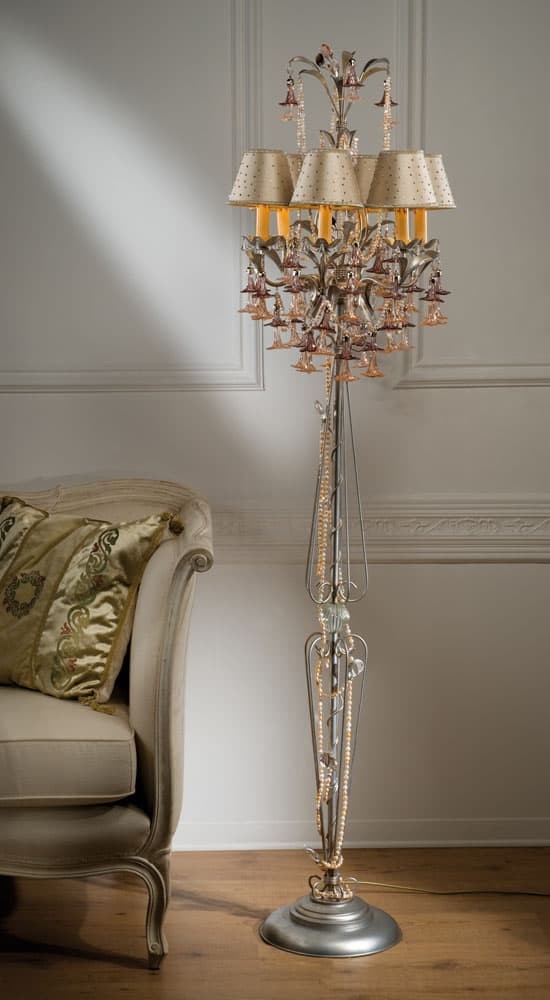 FL2461-floor-lamps-elegant-cool-crystals-murano-glass-river-pearls-abat-jour-handmade-designer-luxury-unusual-italian-high-end