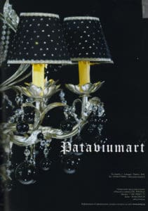 SALONUKR_oct Pataviumart press-release-publications-pataviumart-luxury-lighting-modern-crystal-chandelier