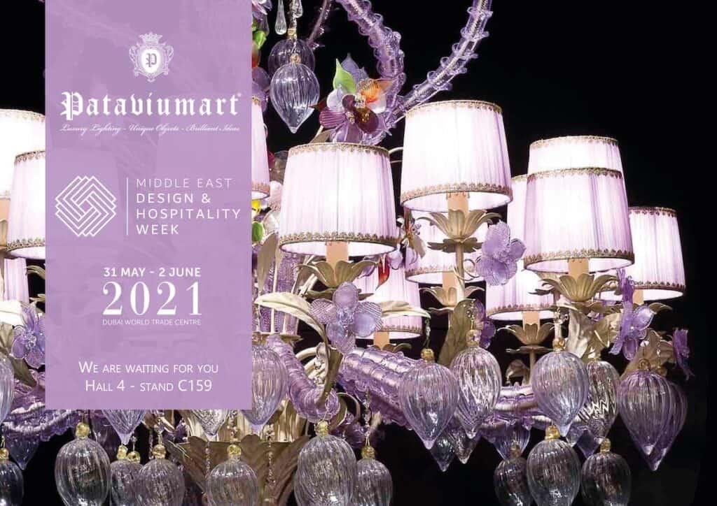 Pataviumart-lighting-luxury-chandeliers-handcrafted-artistic-Italian-design-classic-elegant-customized-decorativi-exhibition-index-dubai-2021